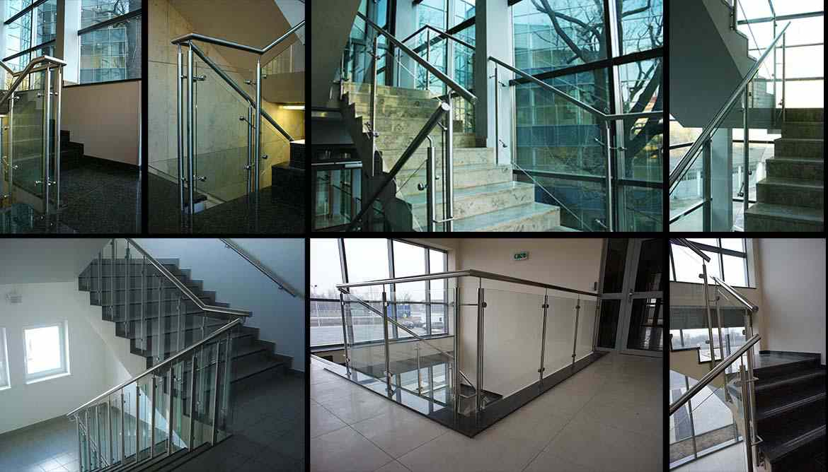 offre de balustrades garde corps en verre garde corps verre inox barres inox c bles inox. Black Bedroom Furniture Sets. Home Design Ideas
